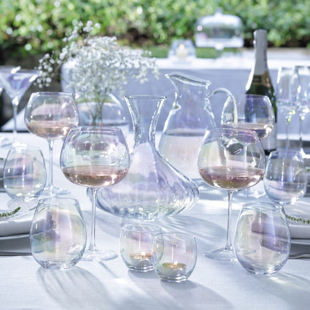 pearl cocktail glasses LSA