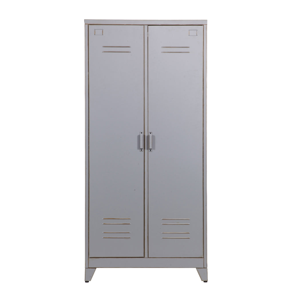 metal locker wardrobe