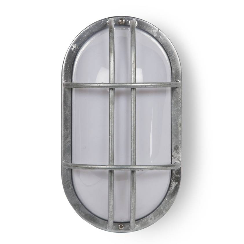 outdoor light in a bulk head style