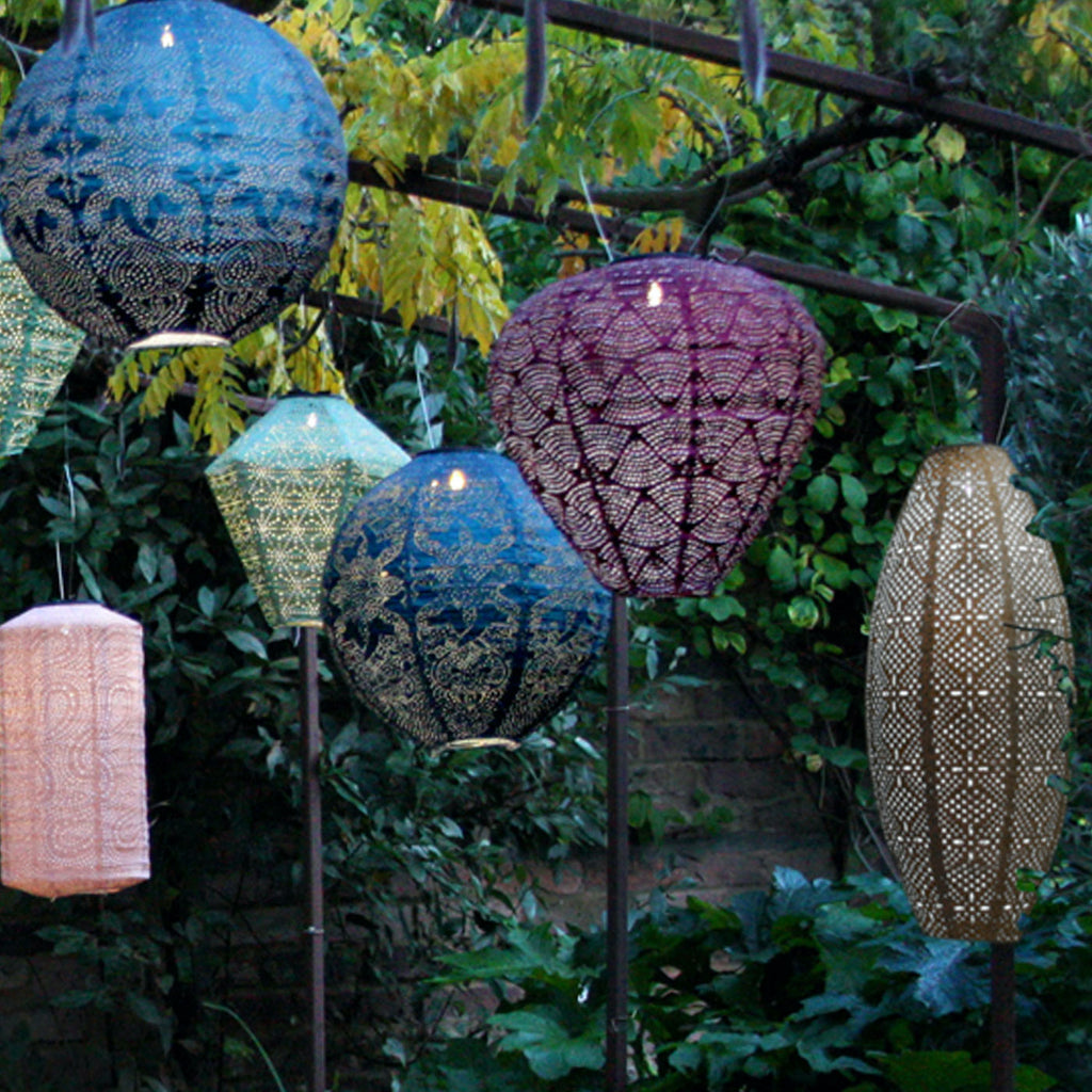 solar lanterns by lightstyle