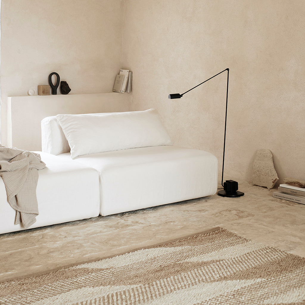 Jute rug by Tine K home