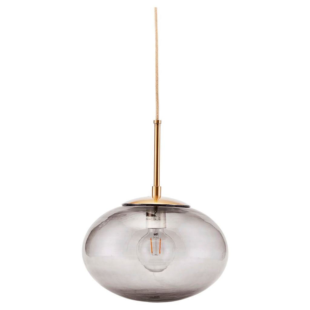 House Doctor Opal glass pendant light