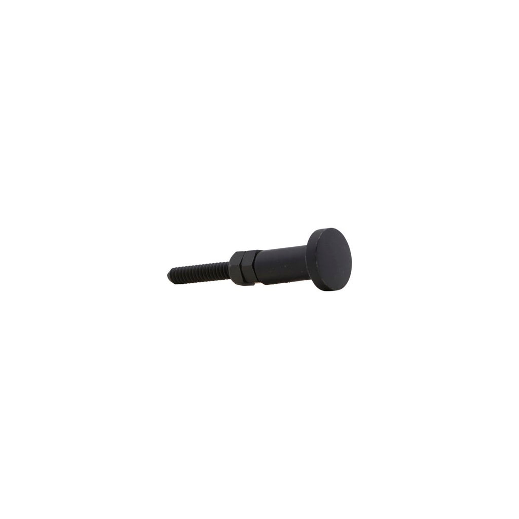 small black cupboard knob