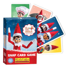 Elf on the Shelf Board Game, 100pc Puzzle and Snap Game Bundle
