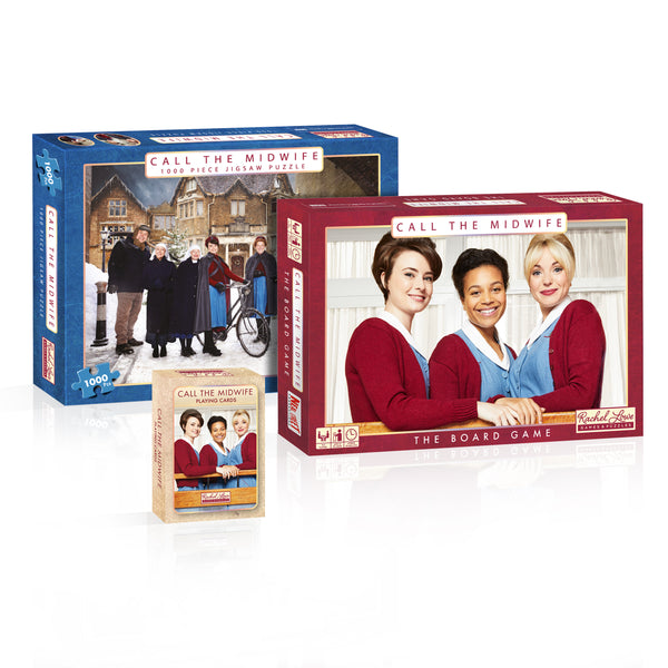 Spiele Call The Midwife Board Game
