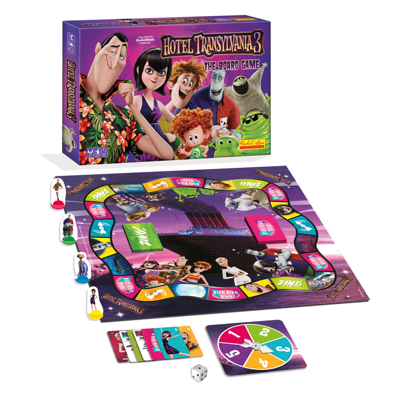 Hotel Transylvania Board Game