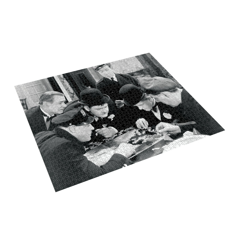 Laurel & Hardy 1000 Piece Jigsaw Puzzle