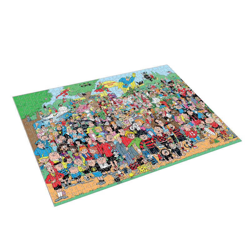 1000pc Beano Jigsaw Puzzle New Stock Arriving January 2021