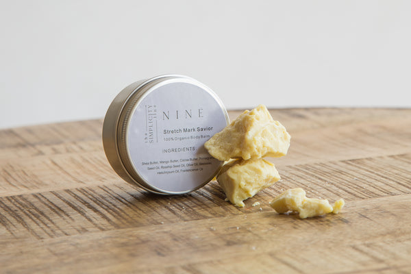 Nine Belly Balm Cacao Butter