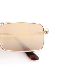 GV 3382 gold/light gold mirror