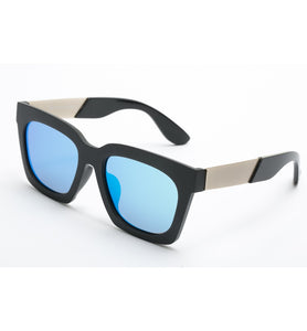 GV 3072 black/blue mirror