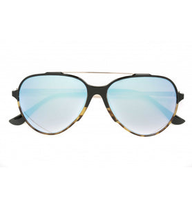 GV 356 black/blue mirror