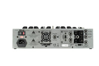 Tube Amp Stomp-Head 5 CE Silver 90Watt
