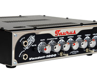 Vandall 1000 Bass Amplifier (Tube & Solid State)