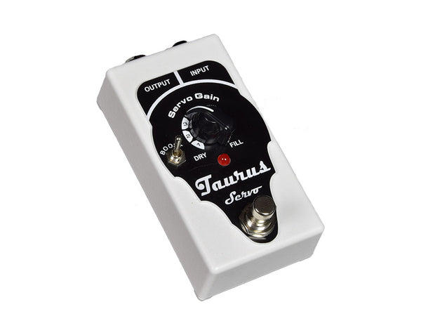 SERVO - Analog Guitar Enhancer