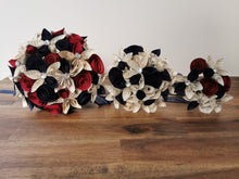 Load image into Gallery viewer, Custom Flowergirl Bouquet (7 Flowers)