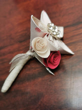 Load image into Gallery viewer, Bridal Bouquet - Teardrop (with free matching buttonhole)