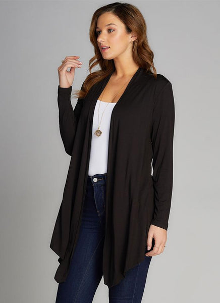 C'est Moi bamboo open cardigan - M/L only
