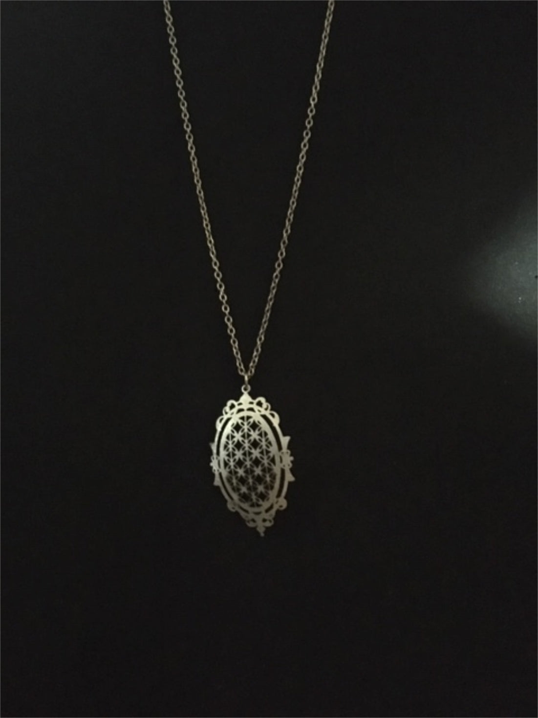Sterling necklace 3