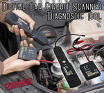 (50% Off Today Only!)Digital Car Circuit Scanner Diagnostic Tool(Free Shipping)