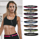 DUAL POCKET RUNNING BELT - Buy 3 Get 1 Free & Free shipping