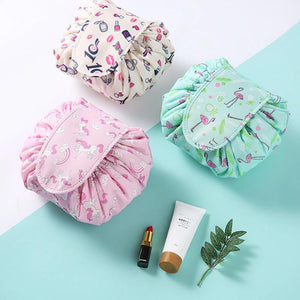 2020 Flamingo Portable Drawstring Large Capacity Cosmetic Bag-Buy 2 Free Shipping,Buy 3 Get 4