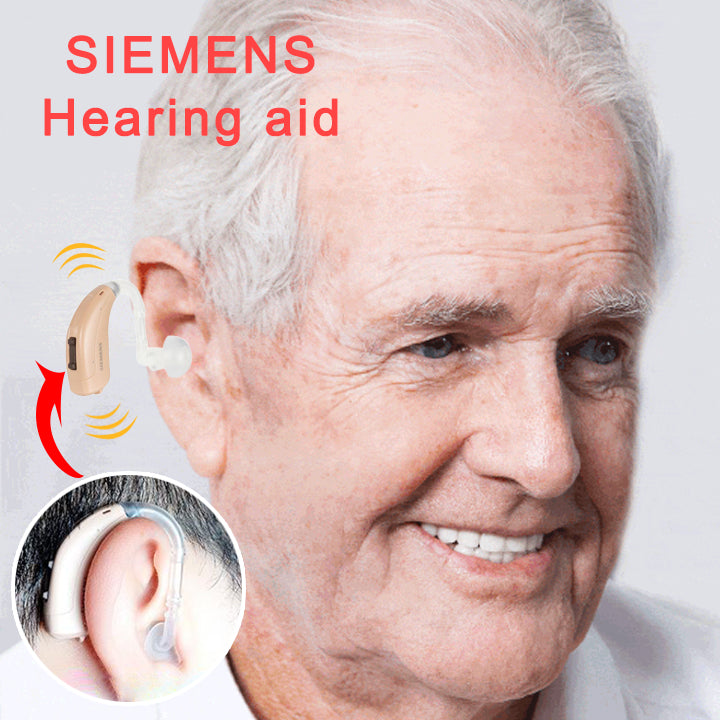 Siemens elderly digital charger hearing aid