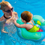 OzFloat Baby Swimming Float Ring - Swim Trainer