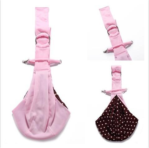 Pet Carrier Sling Comfortable and Adjustable Sling