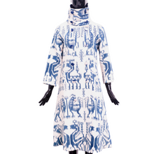 Load image into Gallery viewer, Njonjah Poenja White Sumba Coat