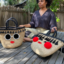 Load image into Gallery viewer, Madu LA Tassle Woven Bags