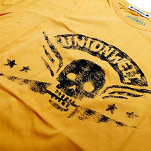 Load image into Gallery viewer, Unionwell Blitz Skull T-shirt