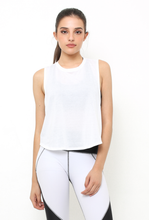 Load image into Gallery viewer, Cuca Cross Back Tank Top