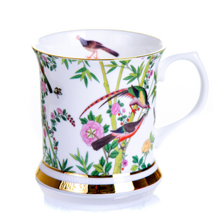 Half Tankard | Chinese Wallpaper Collection