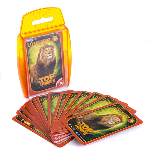 Longleat Top Trumps
