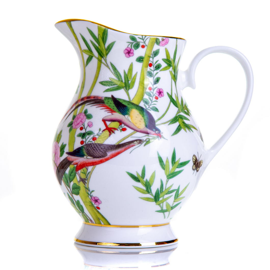 Milk Jug | Chinese Wallpaper Collection