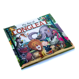 My Day at Longleat Book childrens souvenir