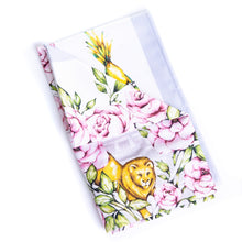 Load image into Gallery viewer, Floral Tea towel vintage kitchenware Emmas Kitchen Longleat