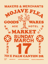 Pop Up with Mojave Flea Market at Ace Hotel March 17th