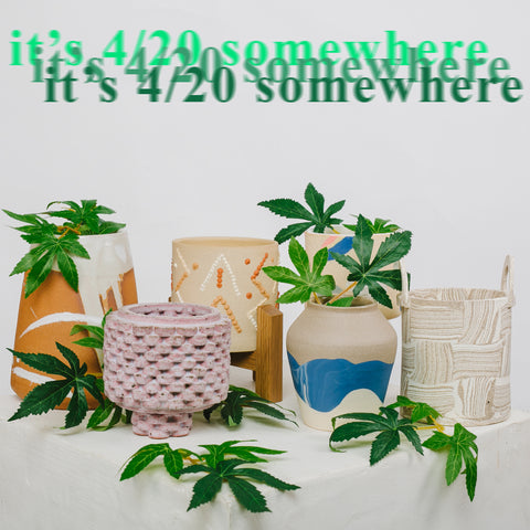 4/20 Pot Party with Individual Medley
