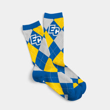 Load image into Gallery viewer, EC Argyle Socks