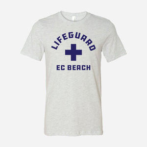 Men's EC Beach Lifeguard Tee