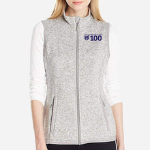 Load image into Gallery viewer, Women's Sweater Fleece Vest