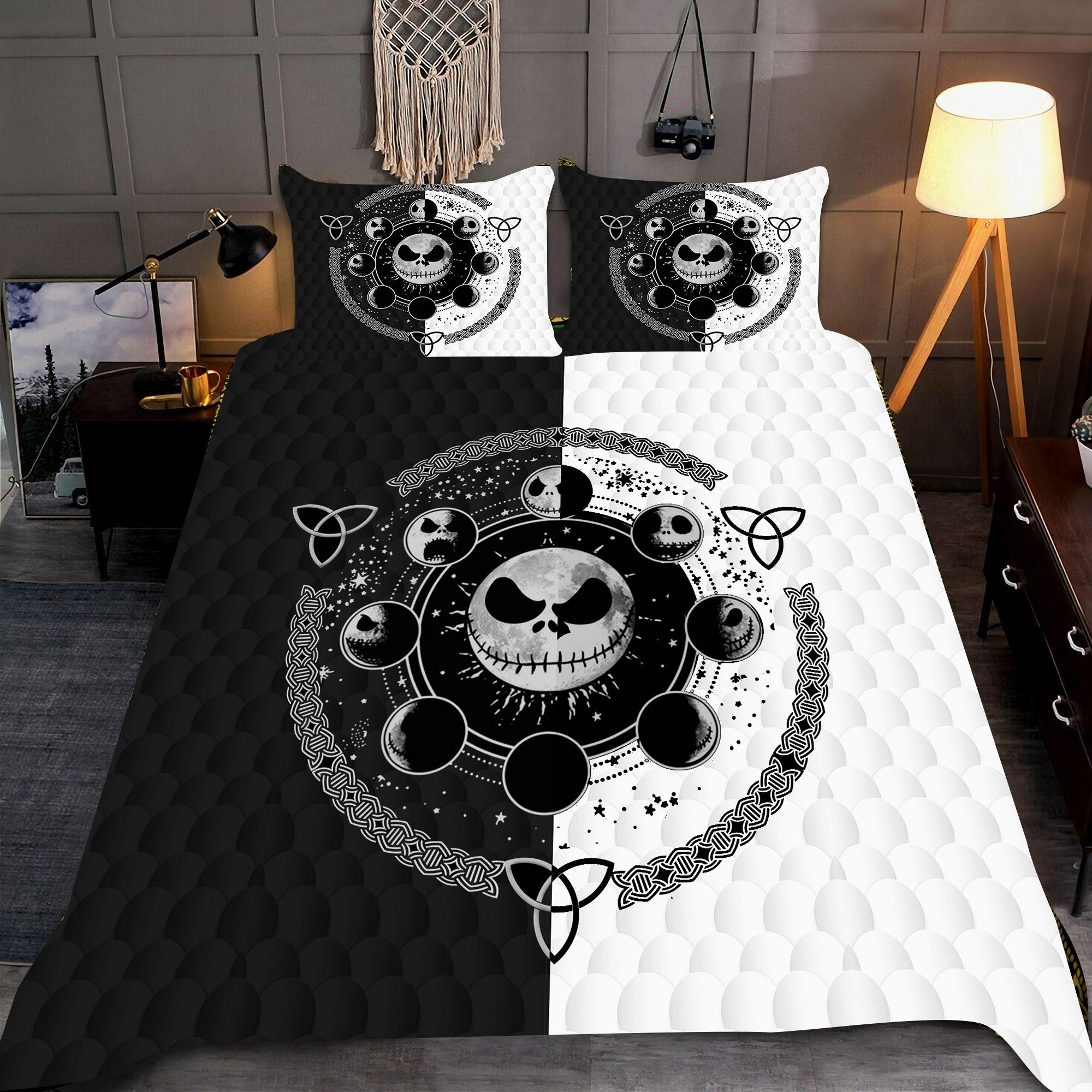 Jack Skellington Bedding Set 568