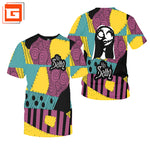 Load image into Gallery viewer, 3D ALL OVER PRINTED NIGHTMARE BEFORE CHRISTMAS SWEATSHIRT 17