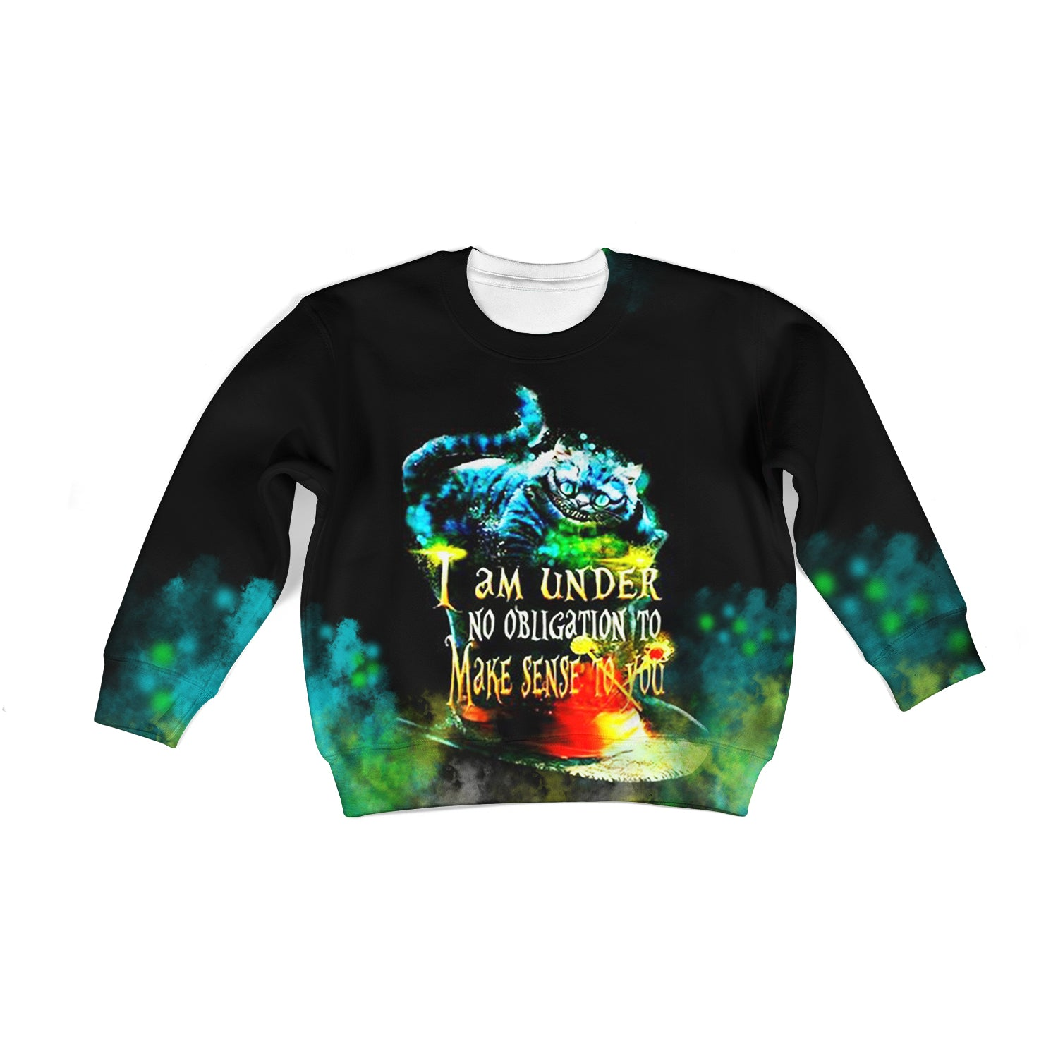 Beautiful 3D All Over Printed The Nightmare Before Christmas Clothes For Kids 05