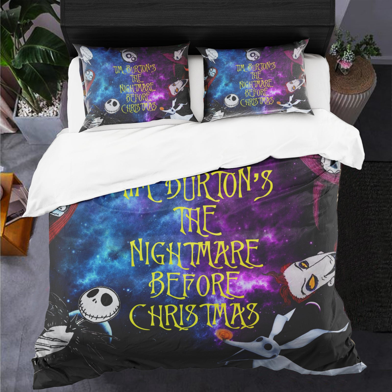Bedding Set -  The NBC in Galaxy