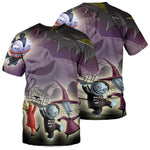 Load image into Gallery viewer, The Nightmare Before christmas T-shirt