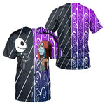 Load image into Gallery viewer, 3D All Over Printed Jack Skellington Clothes 13