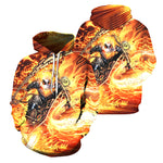 Load image into Gallery viewer, 3D All Over Printed Jack Skellington Clothes - Fire Rider